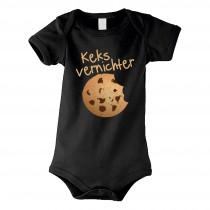 Kinder - Babybody Modell: Keksvernichter
