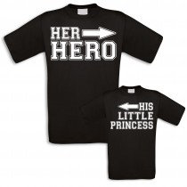 Her Hero - His Princess