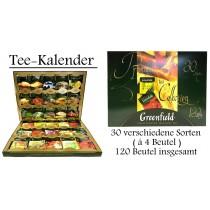 Premium Tee Kalender 30 Tage ( Adventskalender )