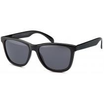 Sonnenbrille - Farbe schwarz, Scheibe dkl. grau
