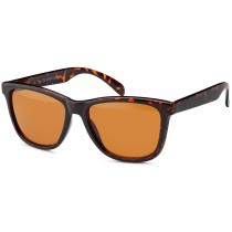 Sonnenbrille - Farbe dkl.braun, Scheibe dkl. braun