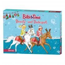 Bibi & Tina-Adventskalender - 24x Beauty- und Badespaßprodukte für alle Bibi & Tina-Fans