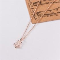 Halskette mit Anker und Herz