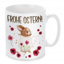 Tasse: Frohe Ostern!