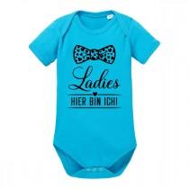 Babybody Modell: Ladies - HIER BIN ICH!