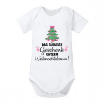 Babybody - Modell: Das süßeste Geschenk - Mädchen