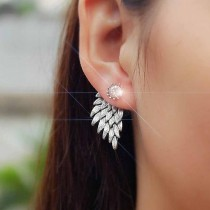 Damenohrringe / Ohringe Engelsflügel