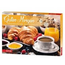 Adventskalender zum Frühstück