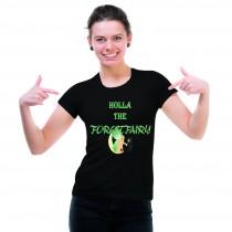 Damen T-Shirt Modell: Forestfairy