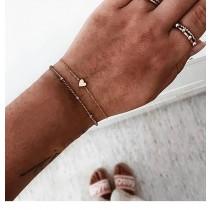 Armband mit kleinem Herz
