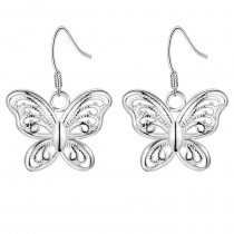 Damenohrringe / Ohringe Schmetterling