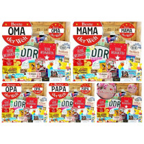 DDR Adventskalender - Mama / Papa / Oma / Opa / Lieblingsmensch