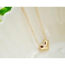 Halskette mit Herz Anhänger