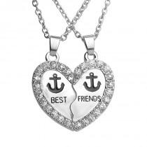 Halskette best Friends