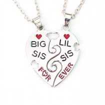 Halsketten Big Sis - little Sis