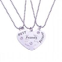 Halsketten best - friends - forever