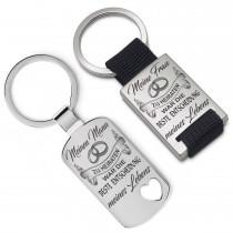 Metall Schlüsselanhänger - Die beste Entscheidung