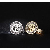 Damenring  Ring mit Lebensbaum
