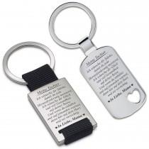Metall Schlüsselanhänger - Meine Tochter