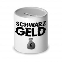 Spardose - Schwarzgeld