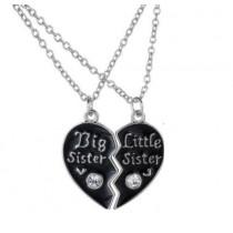 Halskette große Schwester und kleine Schwester