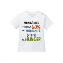 Babyshirt - Modell: Mein Körper