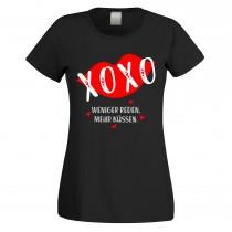 Funshirt oder Tanktop: Weniger reden, mehr küssen!