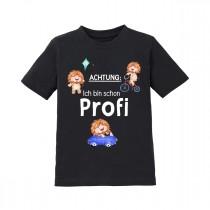 Kindershirt - Ich bin schon Profi
