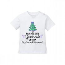 Babyshirt - Modell: Das süßeste Geschenk - Jungen