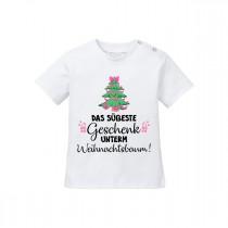 Babyshirt - Modell: Das süßeste Geschenk - Mädchen
