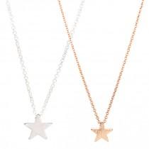 Halskette mit Stern Anhänger