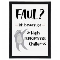 Wandbild: High Performance Chiller