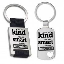 Schlüsselanhänger: You are kind