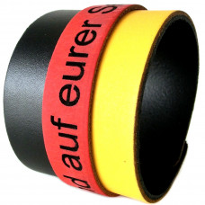 Germany Armband 5 cm Schnalle