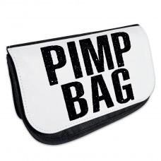 Kosmetiktasche - Kulturbeutel - Schminktasche Modell: Pimp Bag