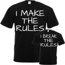 The Rules - schwarz