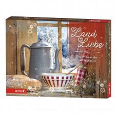 Land & Liebe-Adventskalender zum Frühstück