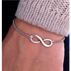 Armband Glücksbringer Infinity Armbänder
