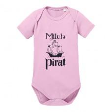Babybody - Modell: Milchpirat.