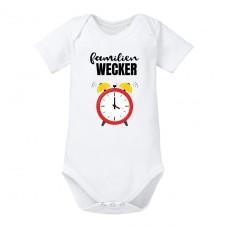 Babybody/Shirt Modell: Familienwecker