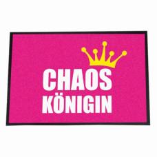 """Fußmatte """"Chaoskönigin"""""""