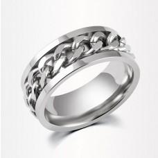 Herrenring / Ring aus Edelstahl