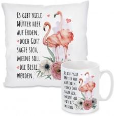 Kissen oder Tasse: Es gibt viele Mütter hier auf Erden....