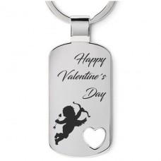 Schlüsselanhänger zu Valentin