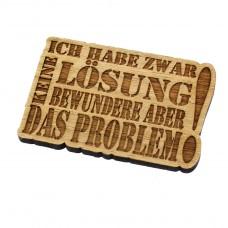 Keine Lösung