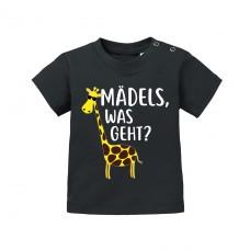Babyshirt - Modell: Mädels, was geht?