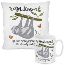 Kissen oder Tasse: Muttersein ist eine Liebesgeschichte, die niemals endet!