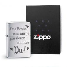 Original Zippo Benzinfeuerzeug: Das Beste, was mir je passieren konnte